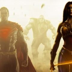 Injustice: Gods Among Us Game of The Year Edition está a caminho do PC e PS Vita