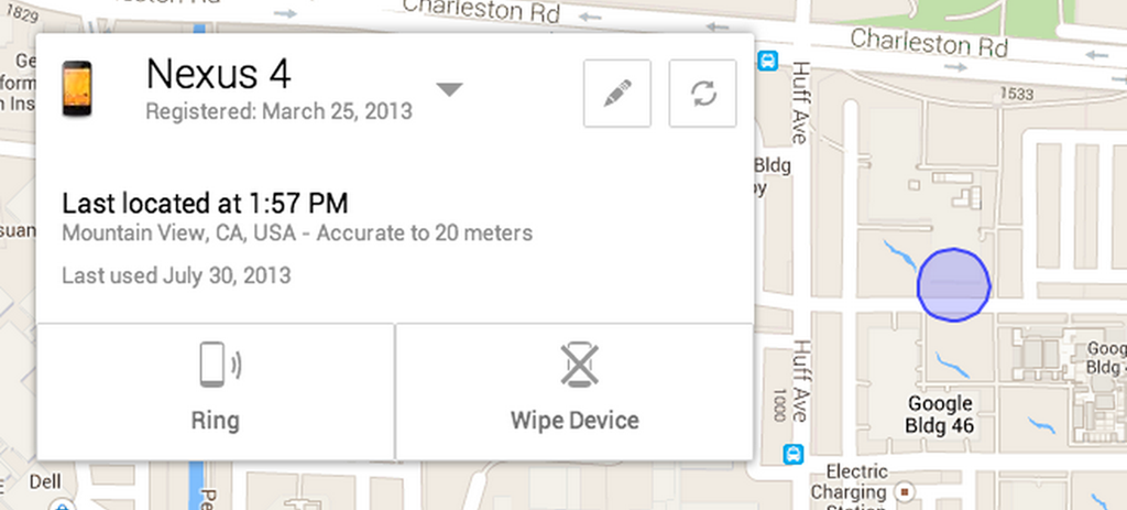 Google anuncia Find My iPhone, só que pra Android