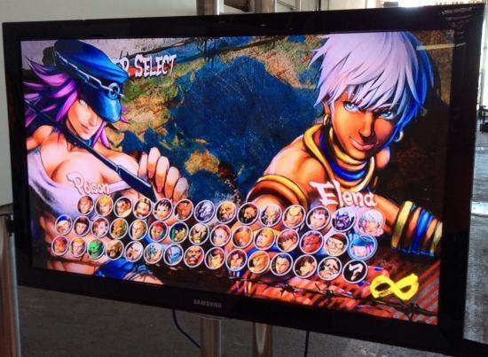 Campus Party 2014: Ultra Street Fighter IV - Beta Review - Meio Bit