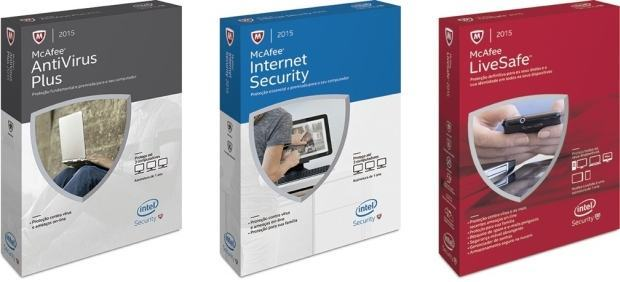 Image result for mcafee products