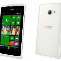 MWC 2015 — Acer apresenta seu Windows Phone e novo Liquid Leap+