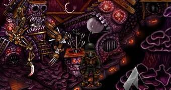 The Knobbly Crook, um excelente adventure gratuito