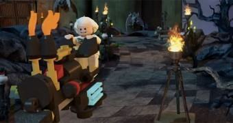 Great Scott! Christopher Lloyd revive Doc Brown no comercial de LEGO Dimensions