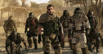 A liberdade que encontraremos no Metal Gear Solid V: The Phantom Pain