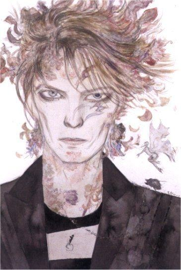 bowie-by-amano