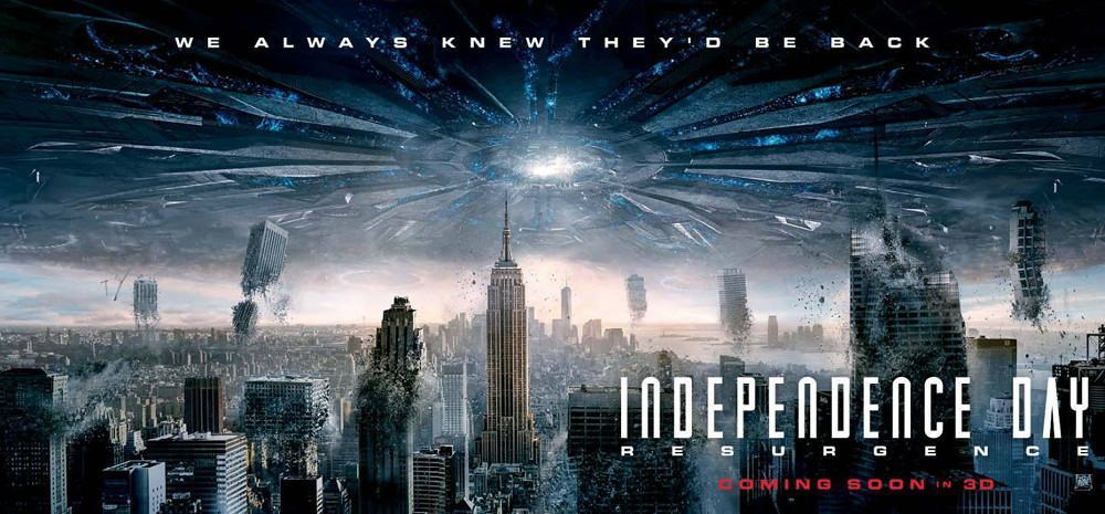 Resenha — Independence Day: O Ressurgimento - Meio Bit