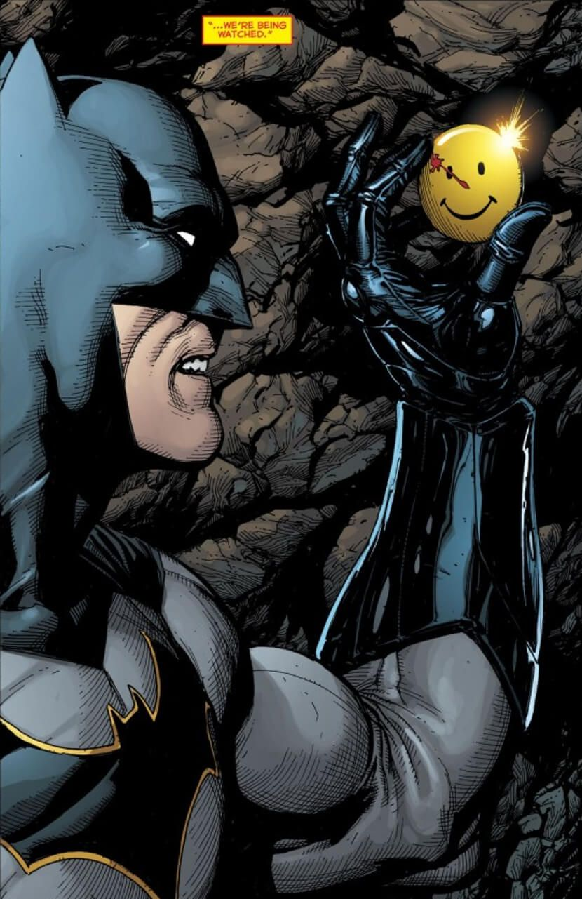batman-watchmen