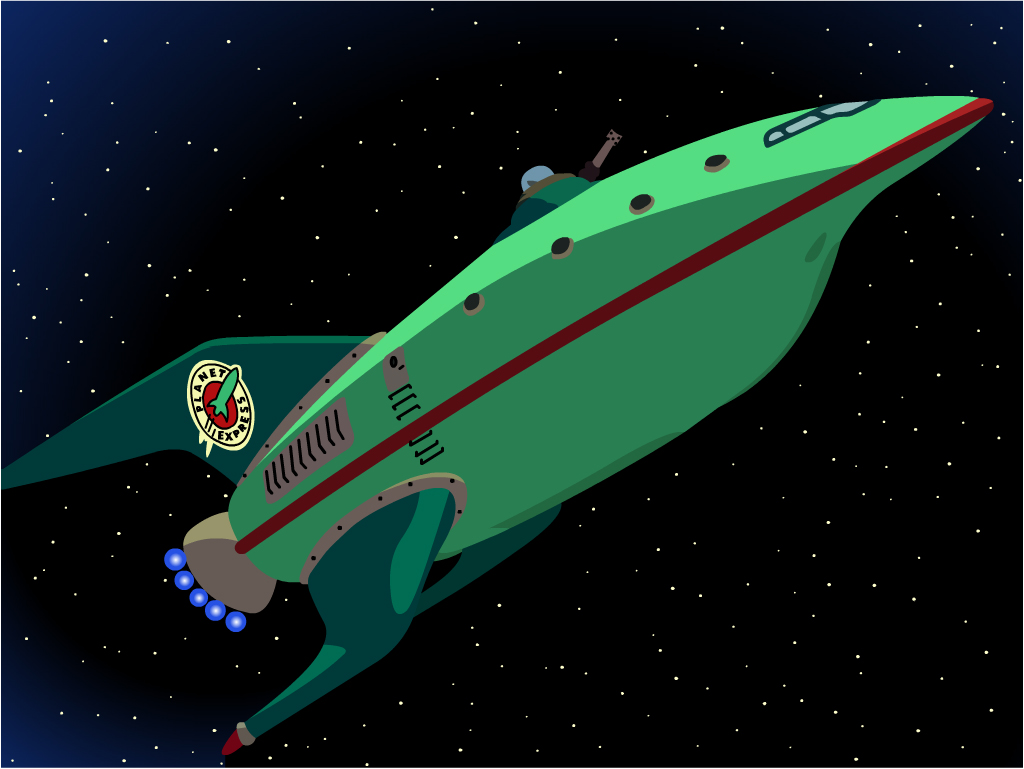 planet_express_ship_by_radiognomeinvisible