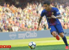 Pro Evolution Soccer 2019 — Review