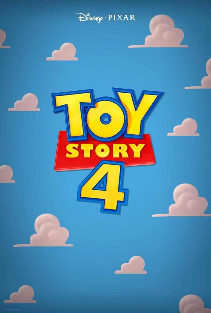 Poster de Toy Story 4.