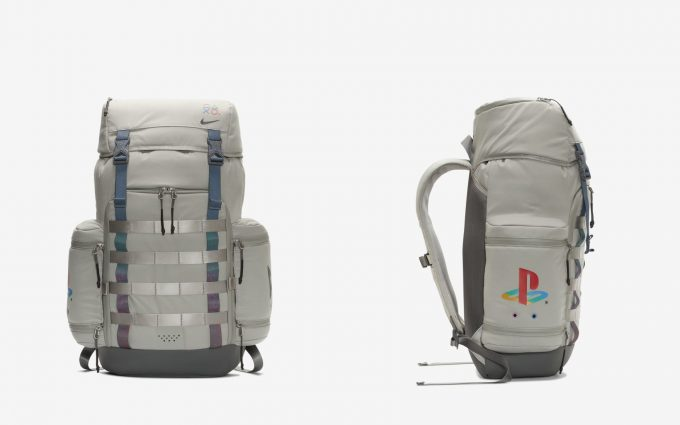 new concept c5ec9 c3c00 Nike Launches PlayStation Backpack for All-Rounders