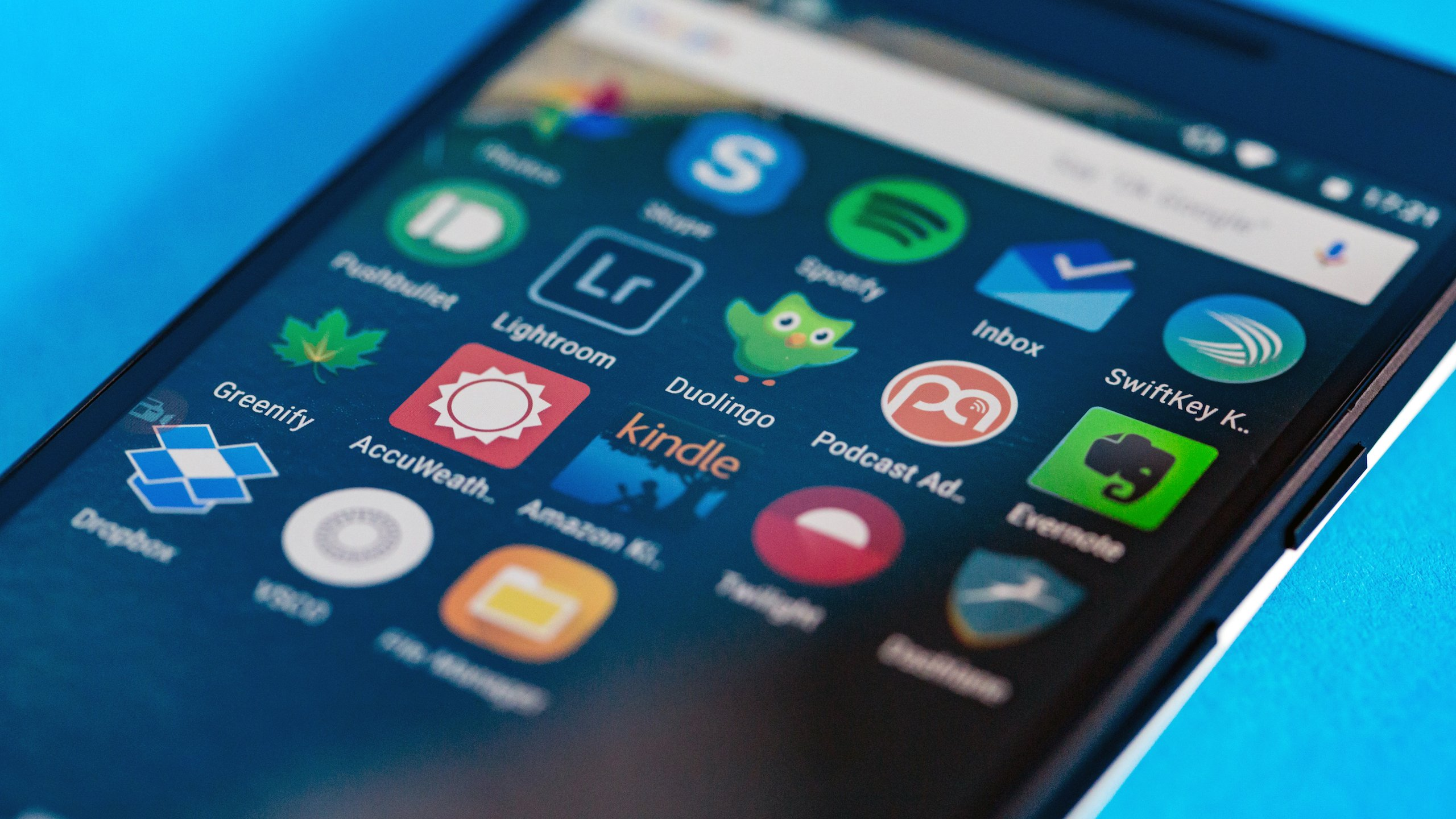Apps para Android
