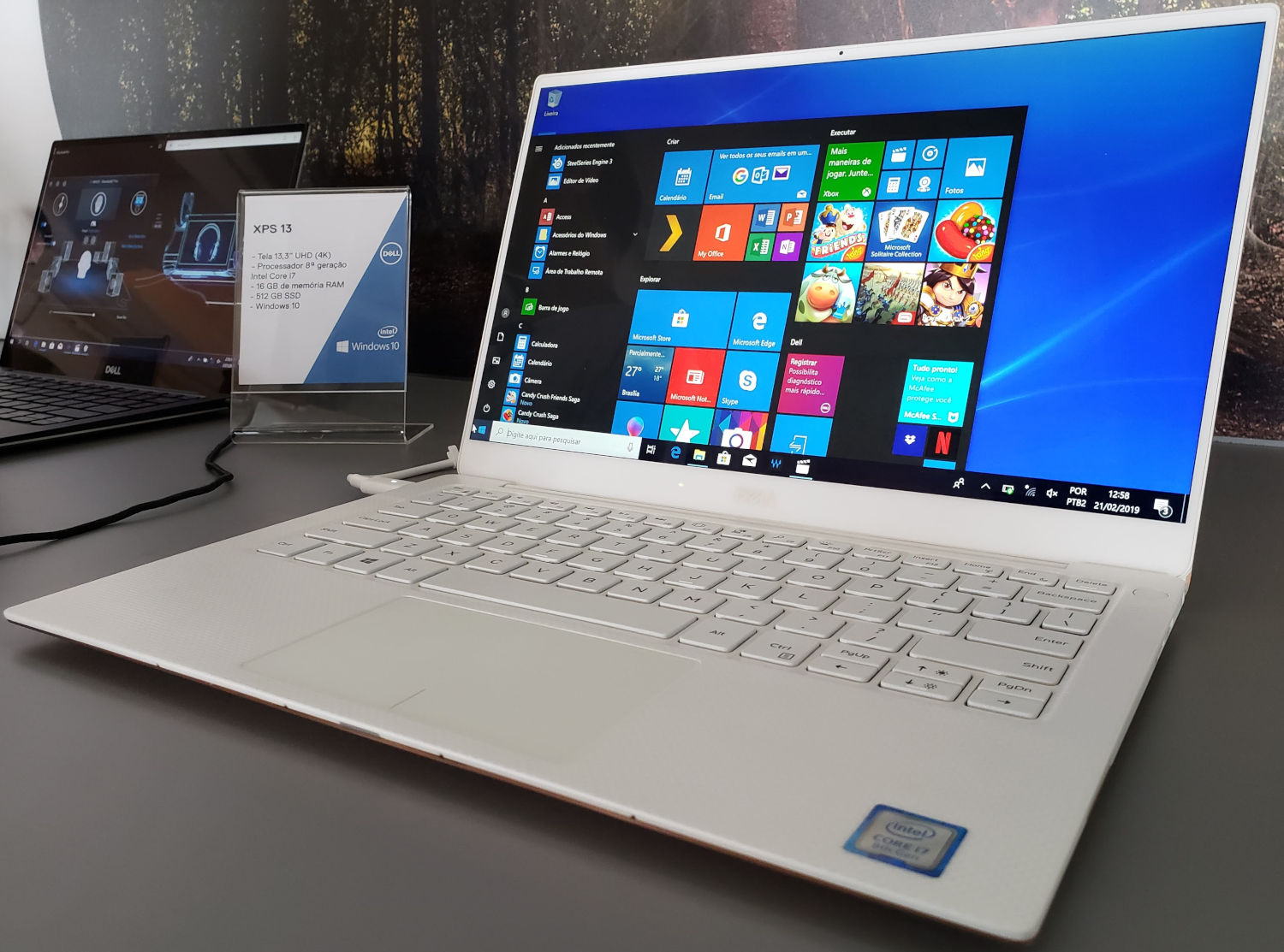 Dell / XPS 13 2019
