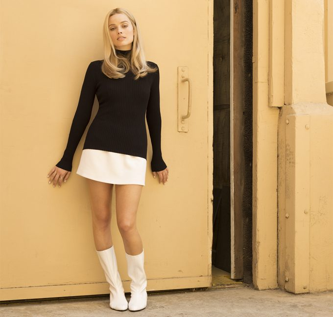 Margot Robbie será Sharon Tate em Once Upon a Time... In Hollywood