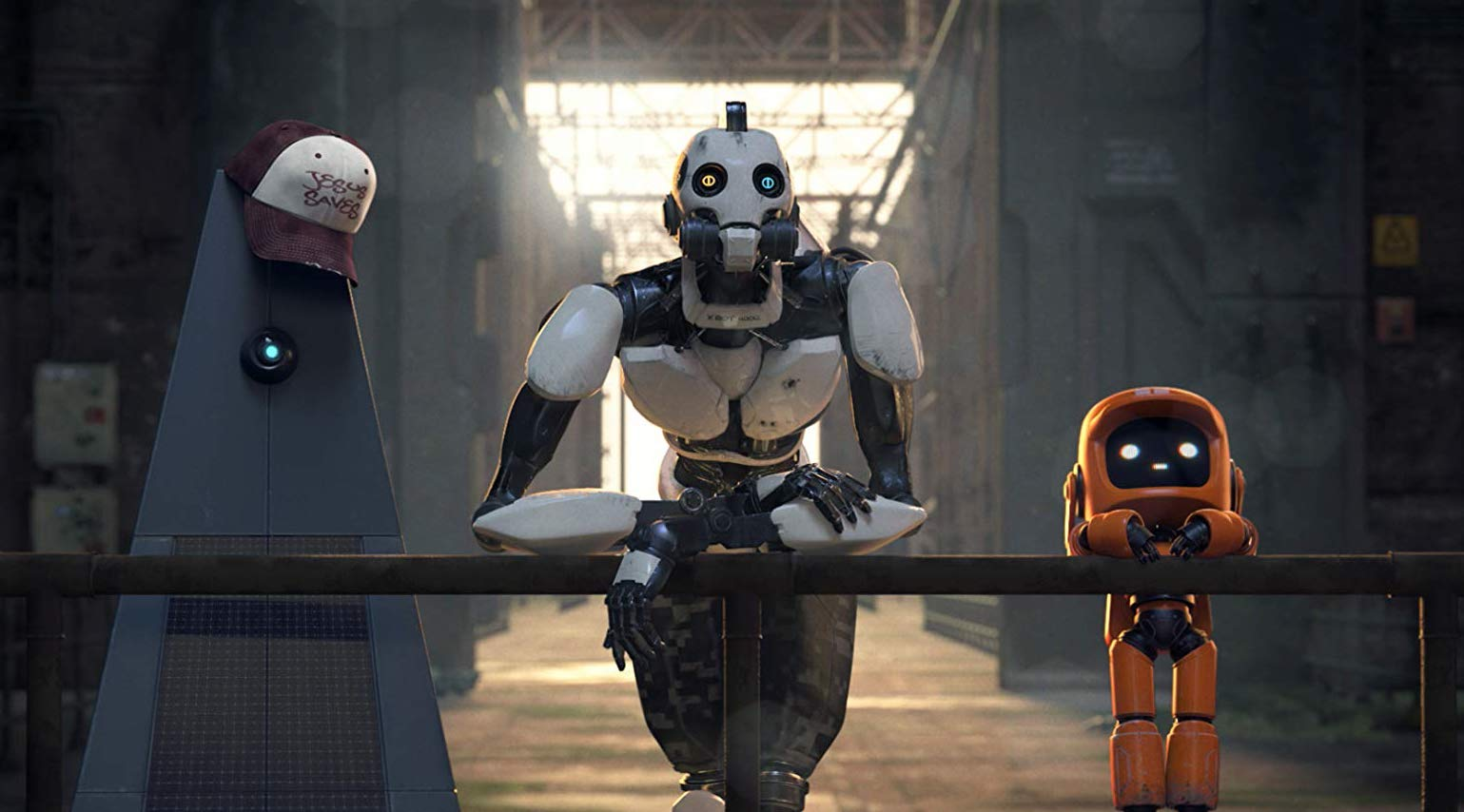 love, death and robots - photo #8