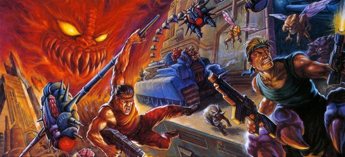 Contra III: The Alien Wars / Contra Anniversary Collection