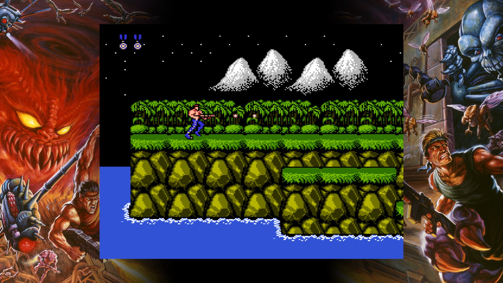 Contra (NES) / Contra Anniversary Collection