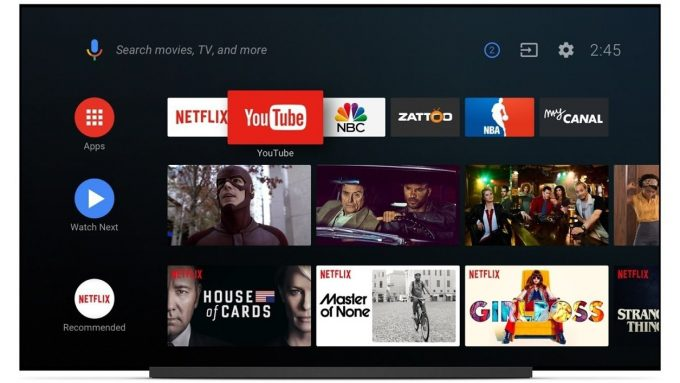 Google / Android TV