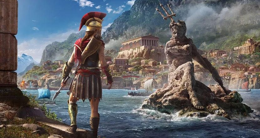Ubsioft - Assassin's Creed Odyssey
