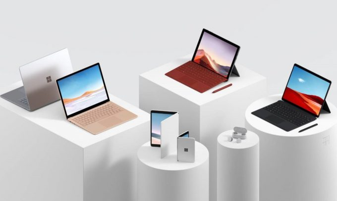 Microsoft / Surface Line 2019