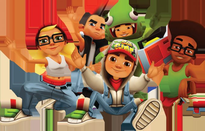 Kiloo / Subway Surfers / Facebook