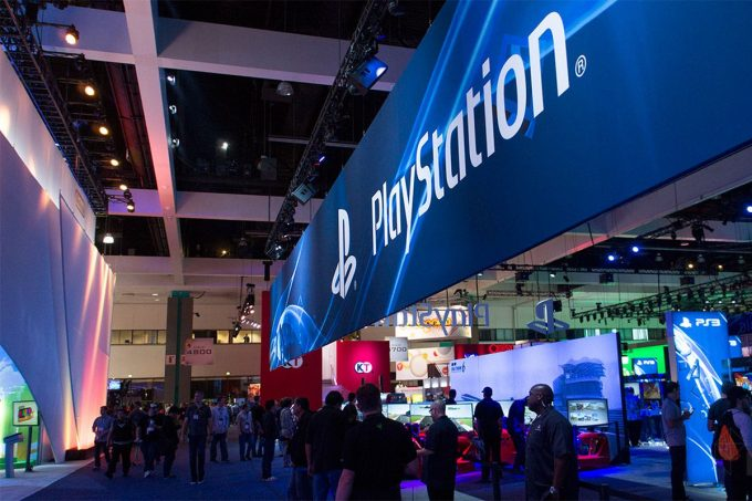 Sony Booth / E3