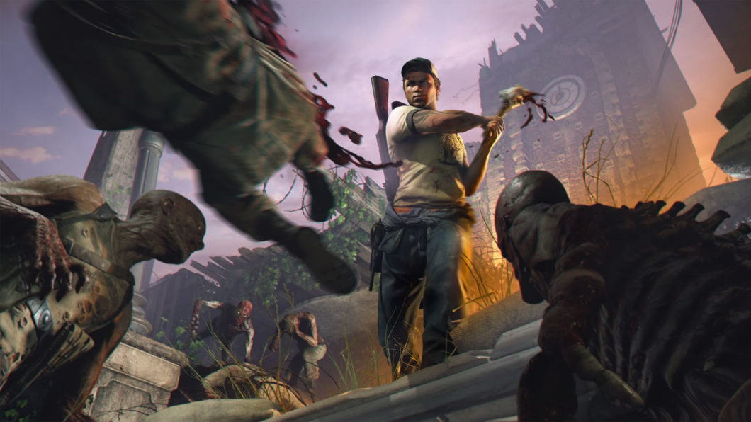 crossovers - Left 4 Dead 2 e Zombie Army 4
