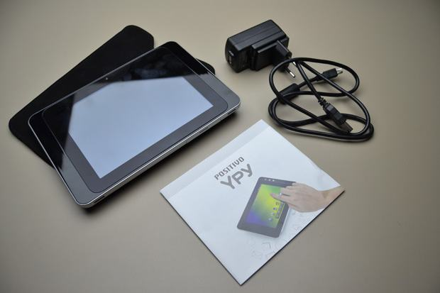"Tablet Positivo Ypy 7"" WiFi TB07STA"