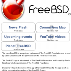 App do Dia: FreeBSD pra iPhone (isso mesmo)