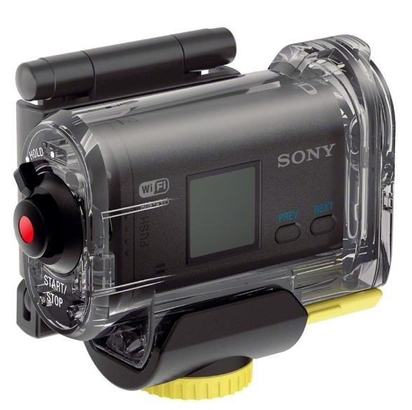 Sony HDR-AS10 e HDR-AS15 – GoPro Killer?