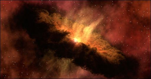 Planet-Forming Disk Around a Baby Star
