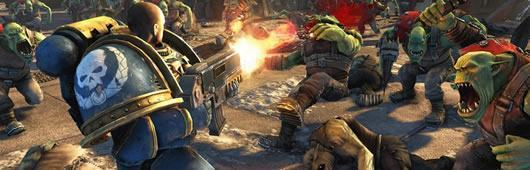 Preview: Warhammer 40,000: Space Marine