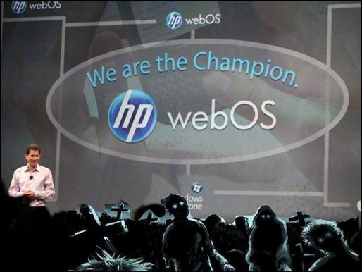 Momento WTF: Open webOS, versão Open Source do webOS do HP TouchPad, não rodará no HP TouchPad