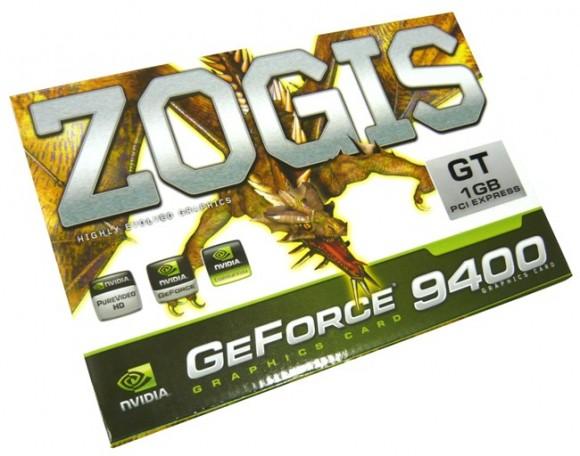 Zogis GeForce 9400 GT