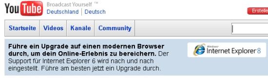 Nós do Tecnoblog não utilizamos o IE6 para tirarmos uma screenshot =/