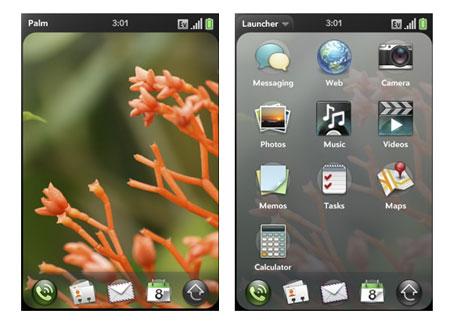 webOS: o sistema operacional do Palm Pre.