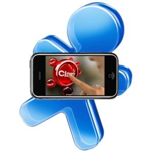 iPhone 3GS pela Claro e Vivo
