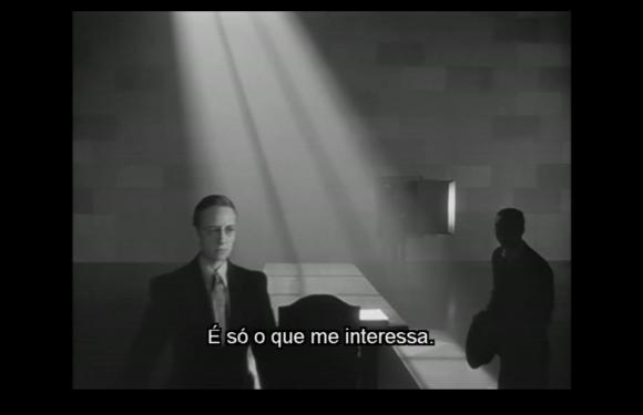"""""""Cidadão Kane"""", via NetMovies Live, em tela cheia. (Clique para ampliar)"""