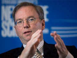Eric Schimidt, CEO do Google