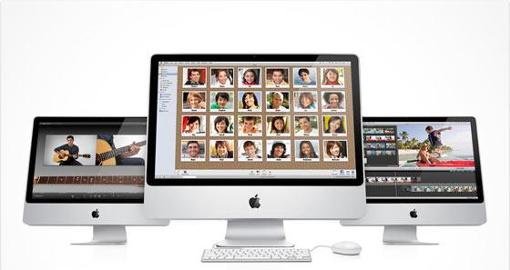 O Mac já tem cantos arredondados. (Apple)