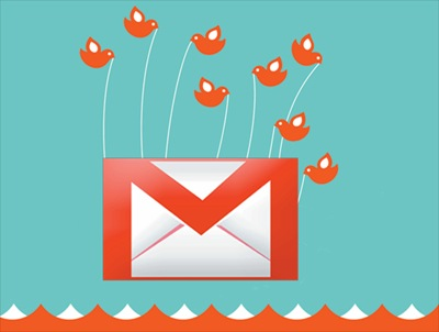 Gmail: offline por XX minutos.