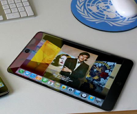 Renderização do Apple Tablet feita pelo Gizmodo