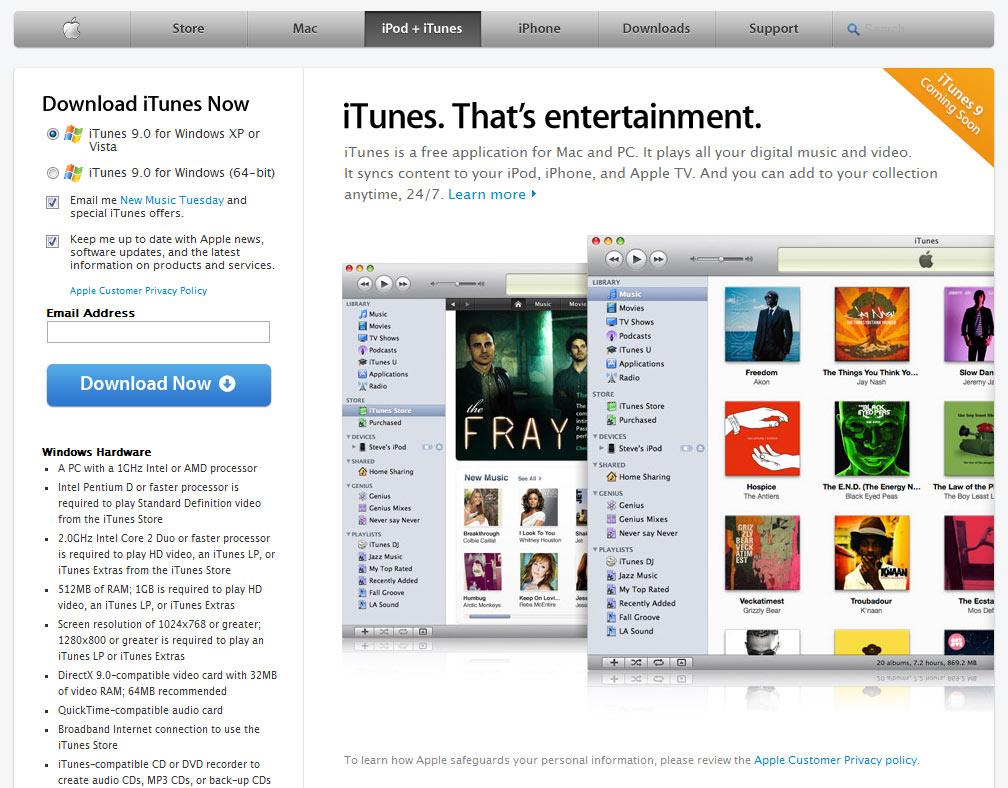 Itune 64 Bit Download
