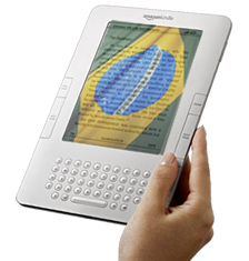 Kindle no Brasil!