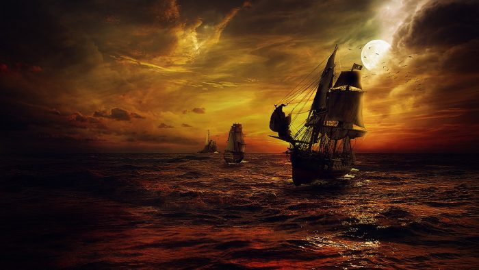 Navio Pirata / Pixabay