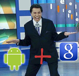 Google Phone vem aí, olê olê olá!