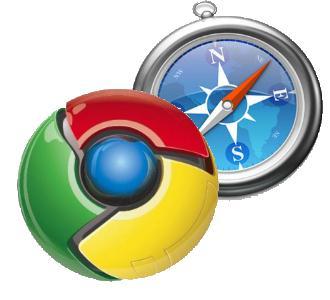 Chrome passou, mas por pouco