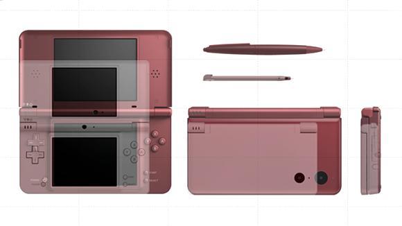 Nintendo DSi e Nintendo DSi XL sobrepostos.