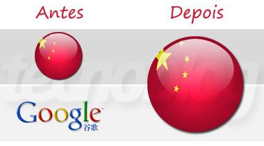 Antes o Google submetia-se aos desejos de Pequim. Agora, o governo do país faz o bloqueio sozinho.