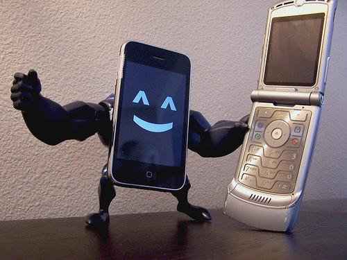 iPhone poderia ficar ainda mais forte. (Flickr: Ninjam83)